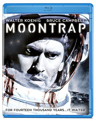 Moontrap Koenig Campbell Blu Ray R