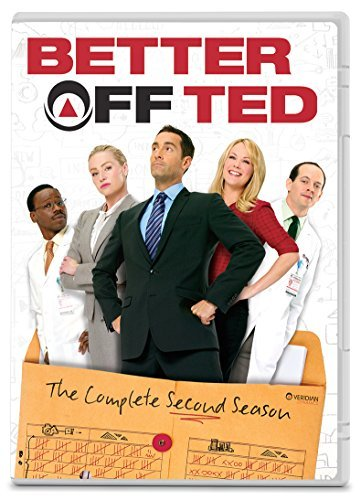 Better Off Ted Season 2 DVD Nr