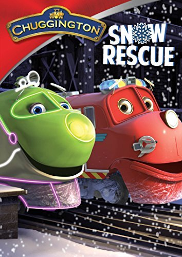 Chuggington Snow Rescue DVD
