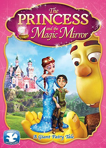 Princess & The Magic Mirror Princess & The Magic Mirror DVD Pg