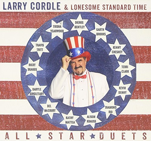 Larry Lonesome Standa Cordle All Star Duets