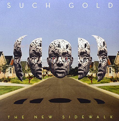 Such Gold New Sidewalk