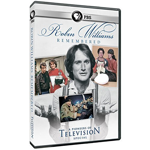 Robin Williams Remembered Robin Williams Remembered DVD