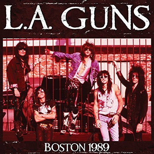 L.A. Guns Live In Boston 1989