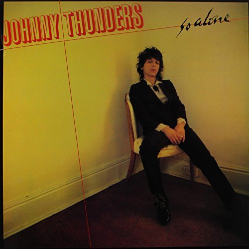 Johnny Thunders So Alone Lp