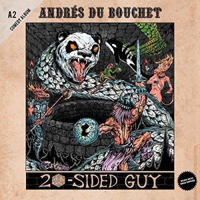 Andres Du Bouchet 20 Sided Guy