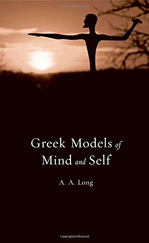 A. A. Long Greek Models Of Mind And Self