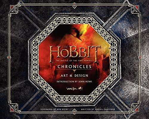 Weta Workshop The Hobbit The Battle Of The Five Armies Chronicles Art & Design