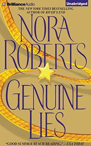 Nora Roberts Genuine Lies