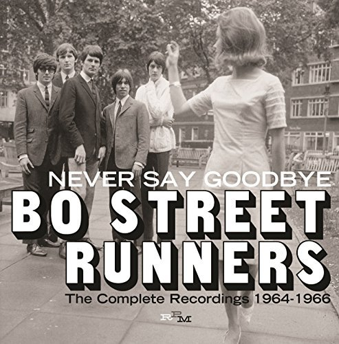 Bo Street Runners Never Say Goodbye Complete Re Import Gbr