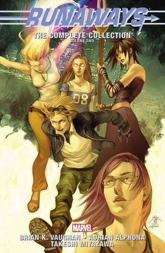Brian K. Vaughn Runaways The Complete Collection Volume 2