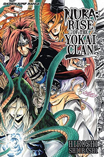 Hiroshi Shiibashi Nura Rise Of The Yokai Clan Vol. 24