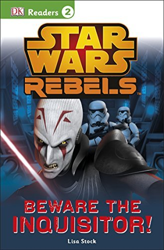 Dk Readers L2 Star Wars Rebels Beware The Inquisitor
