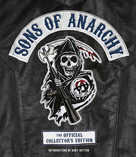 Tara Bennett Sons Of Anarchy The Official Collector's Edition