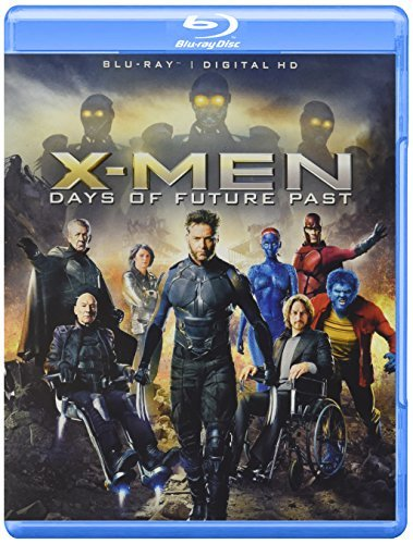 X Men Days Of Future Past Stewart Jackman Mckellen Blu Ray