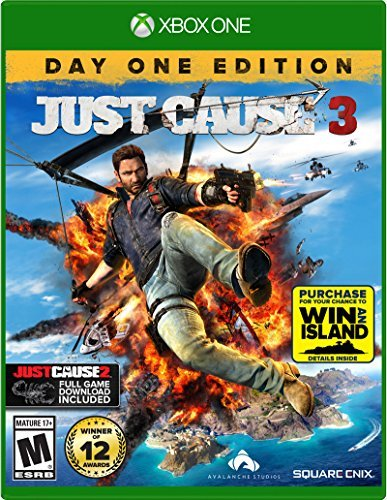 Xbox One Just Cause 3 Day 1 Edition