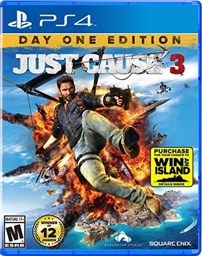 Ps3 Just Cause 3