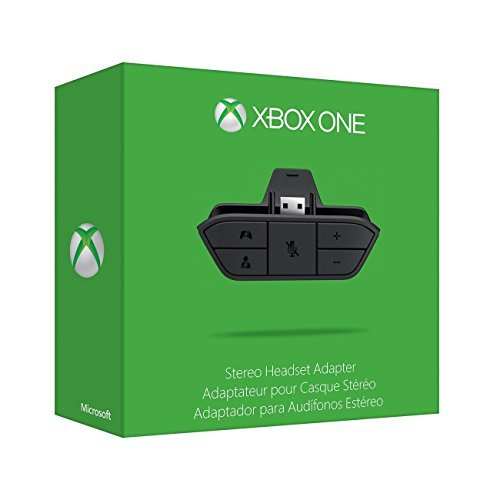 Xbox One Accessory Stereo Headset Adapter