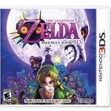 Nintendo 3ds The Legend Of Zelda Majora's Mask 3d