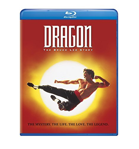 Dragon Bruce Lee Story Lee Holly Wagner Blu Ray Pg13