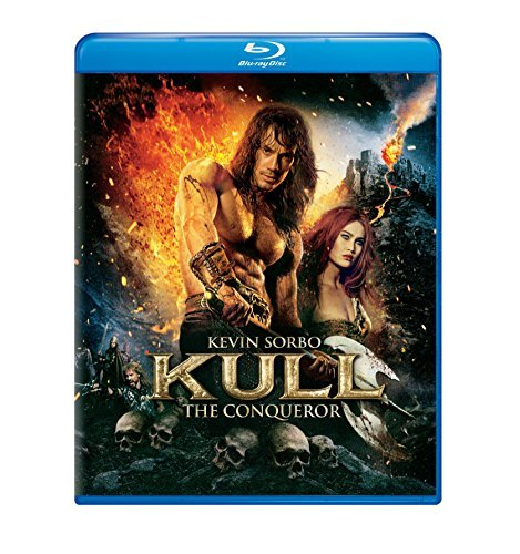 Kull The Conqueror Sorbo Carrere Blu Ray Pg13