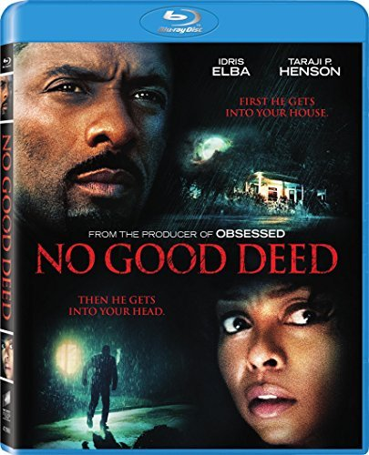 No Good Deed Elba Henson Blu Ray Pg13