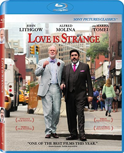 Love Is Strange Lithgow Molina Tomei Blu Ray R