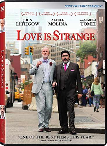 Love Is Strange Lithgow Molina Tomei DVD R