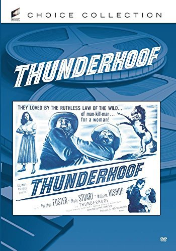 Thunderhoof Thunderhoof DVD Mod This Item Is Made On Demand Could Take 2 3 Weeks For Delivery