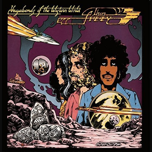 Thin Lizzy Vagabonds Of The Western World