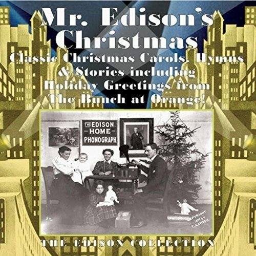 Mr Edison' Christmas Mr Edison' Christmas Import Gbr