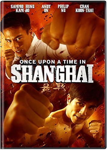 Once Upon A Time In Shanghai Once Upon A Time In Shanghai DVD Nr