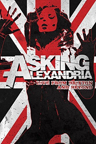 Asking Alexandria Live From Brixton And Beyond (2 DVD Set) Explicit Version