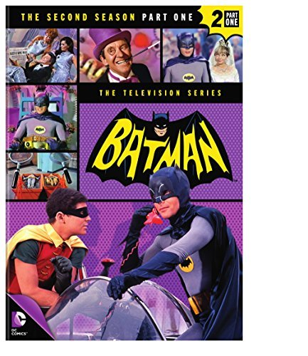 Batman Season 2 Part 1 DVD