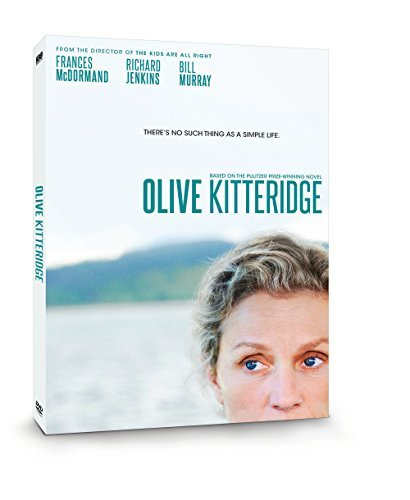 Olive Kitteridge Mcdormand Jenkins Murray DVD Nr