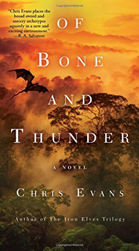 Chris Evans Of Bone And Thunder