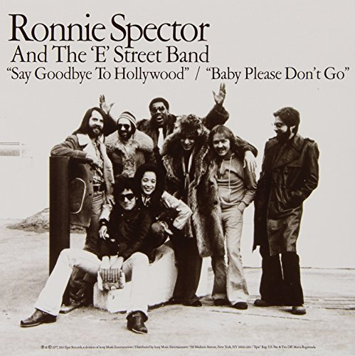 Ronnie & The E Street Spector Say Goodbye To Hollywood Baby