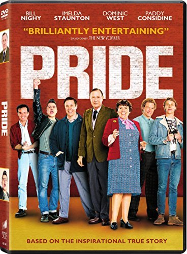 Pride Nighy Staunton West DVD R