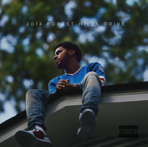 J. Cole 2014 Forest Hills Drive Edited