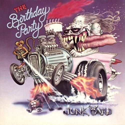 Birthday Party Junkyard Special Edition Import Gbr Incl. CD 7 Inch Single