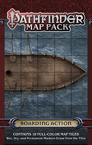 Jason A. Engle Pathfinder Map Pack Boarding Action