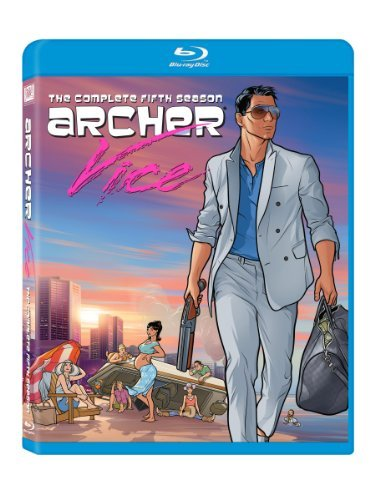 Archer Season 5 Blu Ray Nr