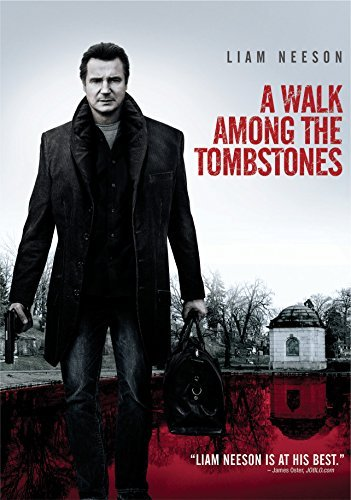 Walk Among The Tombstones Neeson Stevens DVD