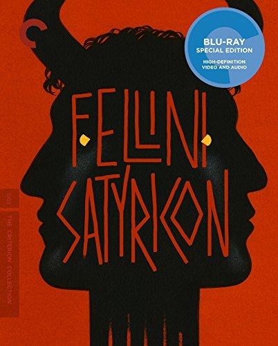 Fellini Satyricon Fellini Satyricon Blu Ray R Criterion Collection