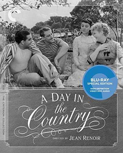 A Day In The Country A Day In The Country Blu Ray Nr Criterion Collection