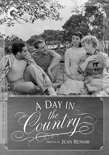 A Day In The Country A Day In The Country DVD Nr Criterion Collection