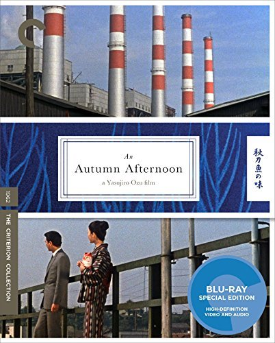 Autumn Afternoon Autumn Afternoon Blu Ray Nr Criterion Collection