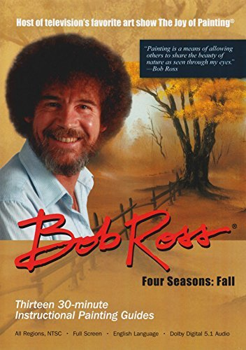 Bob Ross The Joy Of Painting Fall Collection 3 DVD