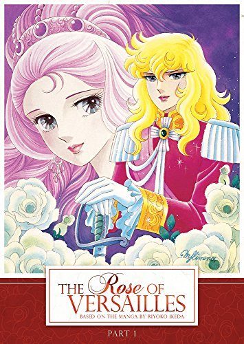 Rose Of Versailles Part 1 DVD