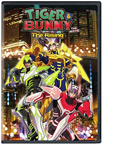 Tiger & Bunny The Movie 2 Rising Tiger & Bunny The Movie 2 Rising DVD